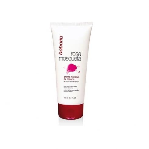 Babaria Hand Cream Nourishing Rosehip Oil 100ml