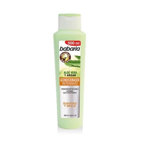 Babaria Intensive Conditioner Aloe Vera And Argan Oil 500ml