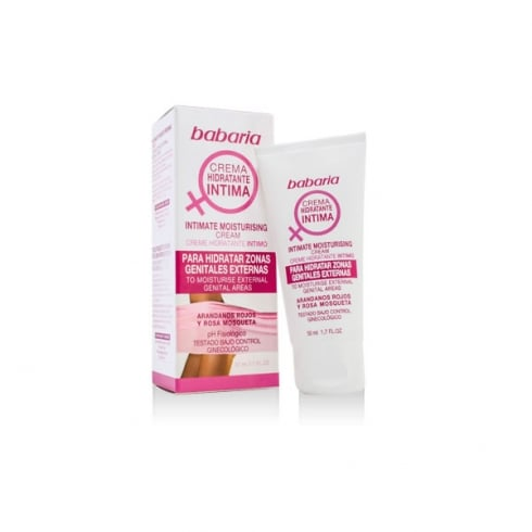 Babaria Intimating Moisturising Cream 50ml