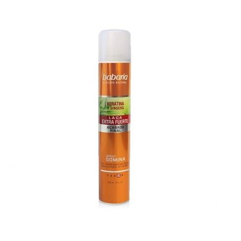 Babaria Keratin Hairspray Extra Strong 300ml