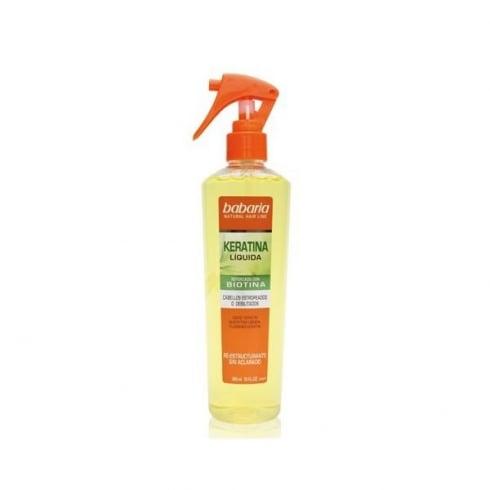 Babaria Liquid Keratin With Biotin 300ml