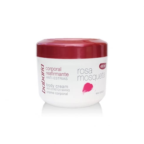 Babaria Rosehip Body Cream Firming 400ml