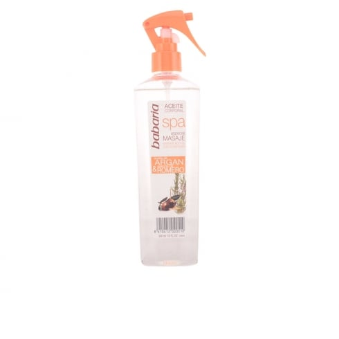 Babaria Spa Massage Oil Spray 300ml