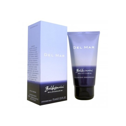 Baldessarini Del Mar by Hugo Boss Aftershave Balm 75ml (Boxed)