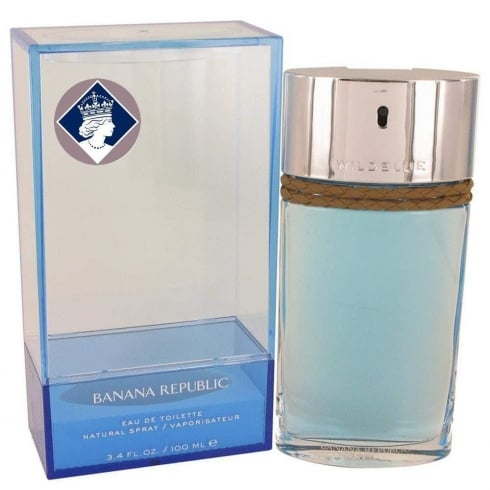 Banana Republic B. Republic Wild Blue EDT 50ml