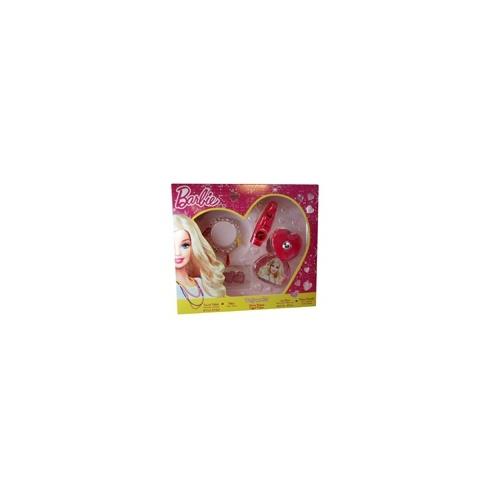 Barbie 50ml EDT Spray + Bracelet + Tattoo