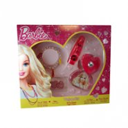 Barbie 50ml EDT Spray + Bracelet + Tattoo