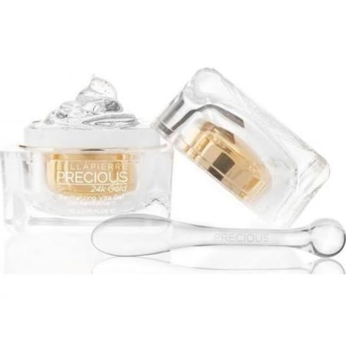Bellapierre Precious 24k Gold Revitalizing Vita Gel 50g