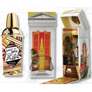 Benefit Lookin' To Rock Rita 30ml EDT Spray / Silky Body Lotion 60ml