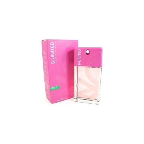 Benetton B-United Woman 100ml EDT Spray