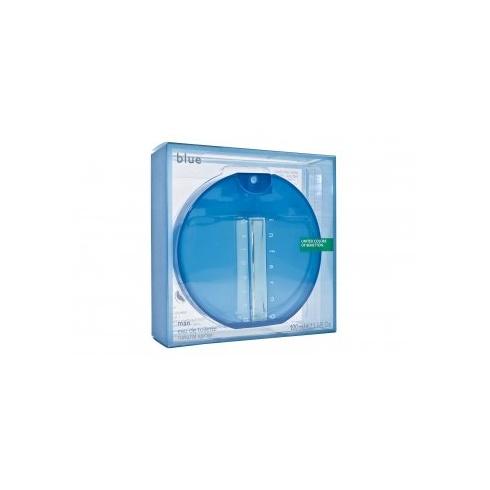 Benetton Paradiso Inferno Blue for Men 50ml EDT Spray