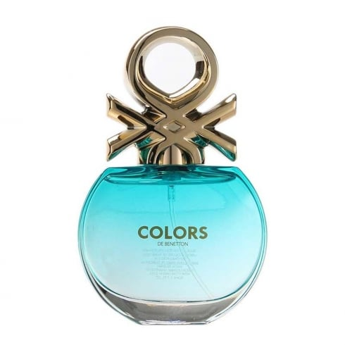 Benetton Colors for Her Blue 50ml EDT Spray