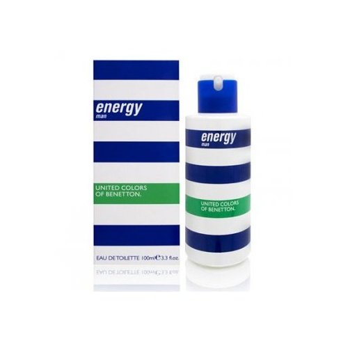 Benetton Energy for Men 100ml EDT Spray