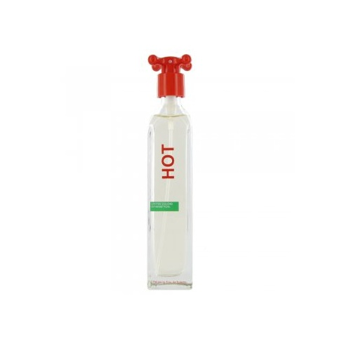 Benetton Hot 100ml Eau De Toilette Spray