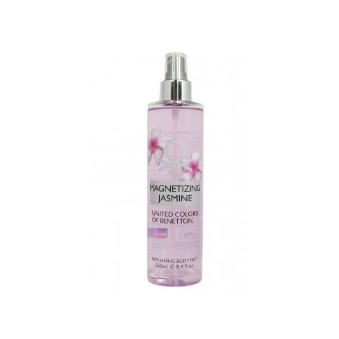 Benetton Magnetizing Jasmine Body Mist 250ml