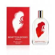 Benetton Rosso Woman 100ml EDT Spray