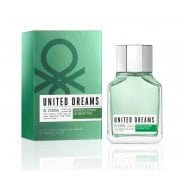 Benetton United Dreams Be Strong M EDT 100ml