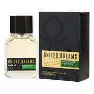 Benetton United Dreams Dream Big W EDT 80ml Special Edition