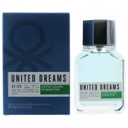 Benetton United Dreams Go Far Edt 100ml & Deo Spray 150Nml