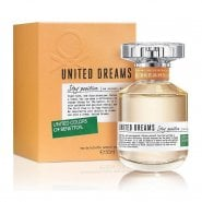 Benetton United Dreams Stay Positive W EDT 80ml