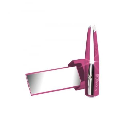Beter Tweezers With Light And Mirror