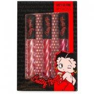 Betty Boop Gift Set 3x Lip Gloss