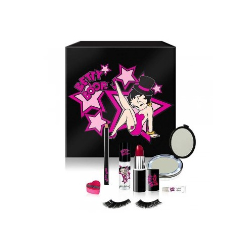Betty Boop Make-Up Gift Set