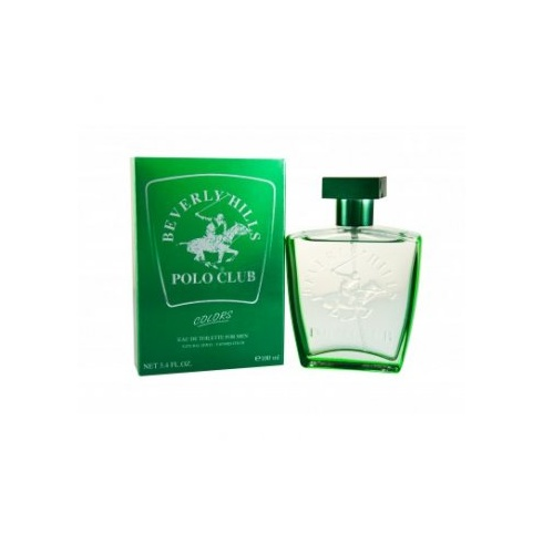 Beverly Hills Polo Club Green Colours Men 100ml EDT Spray