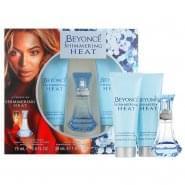Beyonce Beyoncé Shimmering Heat Gift Set 30ml EDP + 75ml Body Lotion + 75ml Shower Gel