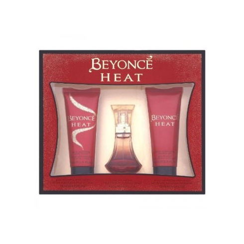 Beyonce Heat 75ml Deodorant Spray / 75ml Sparkling Body Lotion