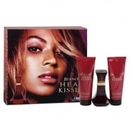 Beyonce Heat Kissed 30ml Edp Spray + 75ml Body Lotion + 75ml Shower
