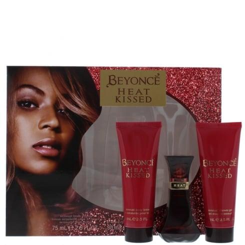 Beyonce HEAT KISSED EDP 30ML & SG 75ML & BL 75ML