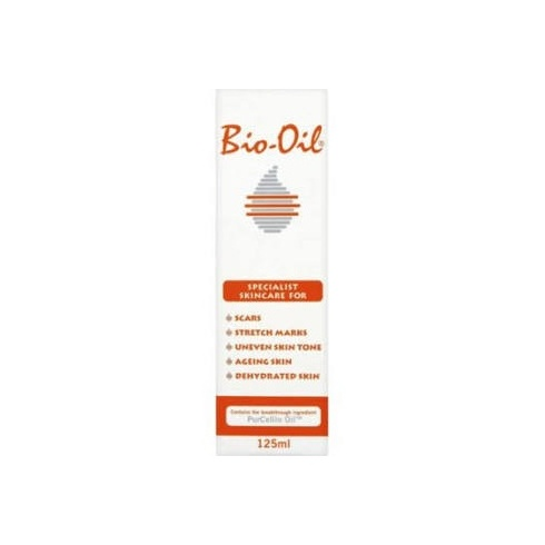 Bio Oil Bio-Oil 125ml for scars, stretch marks and dehydrated skin