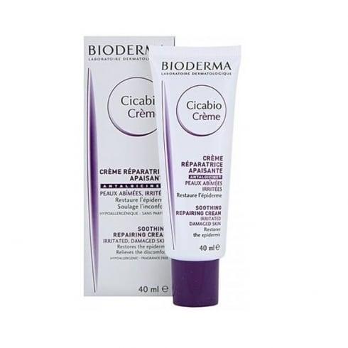 Bioderma Cicabio Crème Moisturising Repairing 40ml