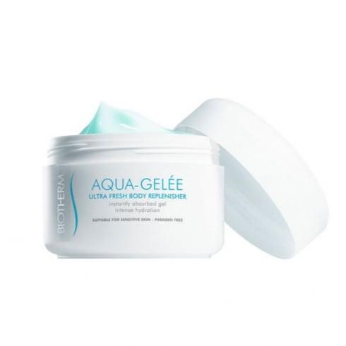 Biotherm Aqua Gelée Ultra Fresh Body Replenisher Intense Hydration 200ml