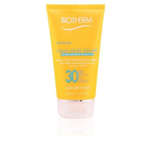 Biotherm Aqua Gelee Solaire SPF50 Sun Gel 200ml