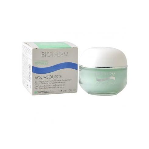 Biotherm Aquasource Day & Night 48hr Deep Hydrating Gel Normal/Combination Skin 50ml