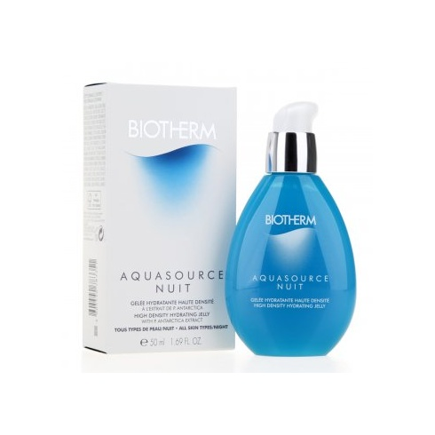 Biotherm Aquasource Nuit 50ml High Density Hydrating Jelly All Skin Types