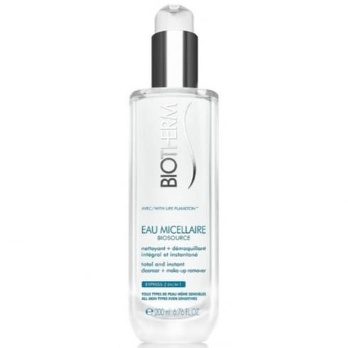 Biotherm Biosource Cleansing Micellar Water 3 In 1 200ml