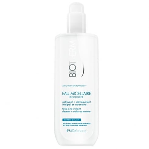 Biotherm Biosource Cleansing Micellar Water 3 In 1 400ml