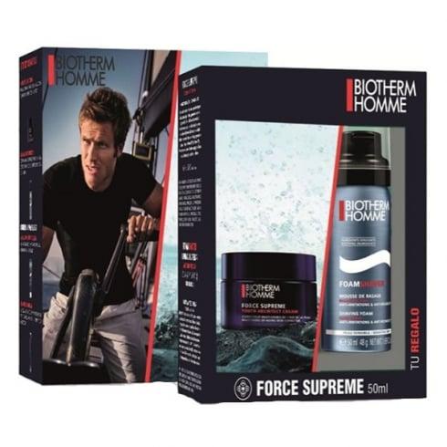 Biotherm Homme Force Supreme Set 2 Pieces