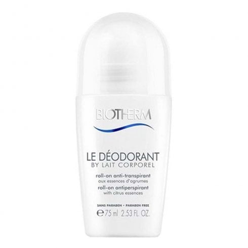 Biotherm Lait Corporel Deo Roll On Antipers. 75ml