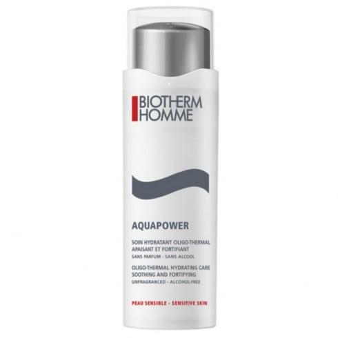 Biotherm Men Aquapower Oligo Thermal Hydrating Care Sensitive Skin 75ml