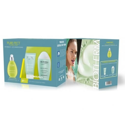 Biotherm Pure Efect Skin Set 3 Pieces