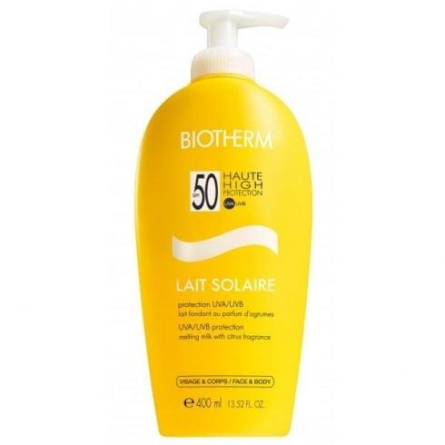 Biotherm Sun Lait Solaire SPF50 400ml