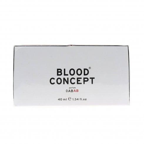 Blood Concept A EDP 40ml Dropper