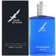 Blue Stratos 100ml Aftershave Lotion