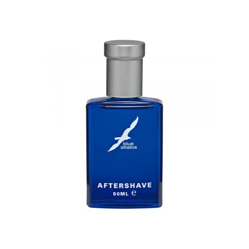Blue Stratos 50ml Aftershave Lotion