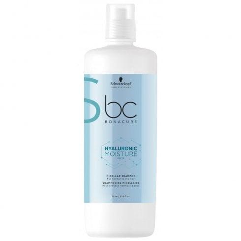 Bonacure Hyaluronic Moisture Kick Shampoo 1000ml Micellar