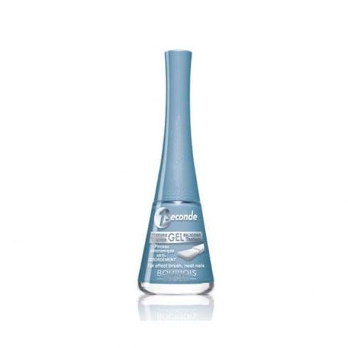 Bourjois 1 Seconde Nail Enamel 08 Bleu Water